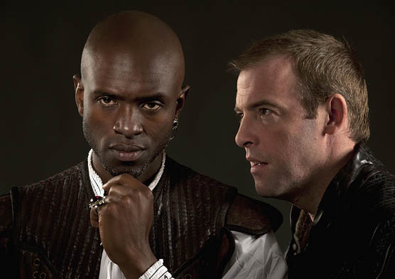 Othello with Ian Merrill Peakes and Owiso Odera
