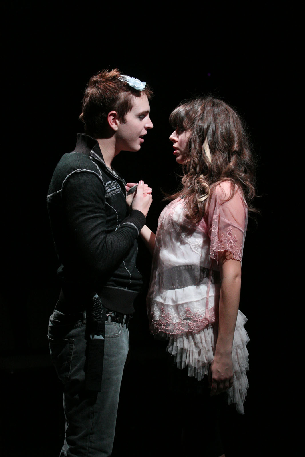 USC Lab theatre puts on Romeo and Juliet